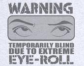 eye rol