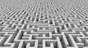 Complexity-Maze